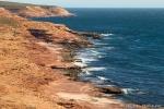 Wilde Küste des Kalbarri NP