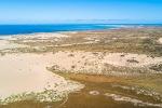 Der Cape Range NP aus der Vogelperspektive