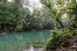 Rio Celeste im Tenorio NP