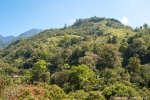 Blick auf den Cerro Chirripo
