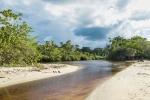 Faultierfluss im Cahuita NP