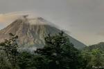Vulkan Arenal im Sonnenuntergang