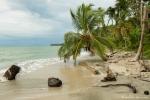 Karibikküste im Cahuita NP