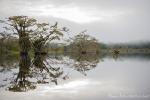 Mystische Stimmung in der großen Lagune