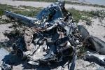 Triebwerksprobleme führten zum Flugzeugabsturz - der Pilot ist rechtzeitig abgesprungen
