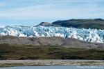 Gletschereis und Moräne - Kangerlussuaq