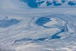 Eis und Gletscher prägen die Landschaft im Herzen von Grönland