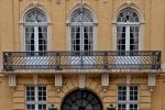 Hübsche Fassade im Diplomatenviertel - Kopenhagen