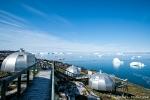 Die Iglus des Arctic-Hotels - Ilulissat