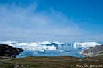 Stau der Eisberge - Ilulissat