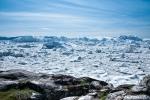 Blick in den Kangia-Fjord