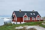 Wohnlage mit ganz besonderem Ausblick - Traditionelles Haus in Ilulissat