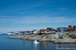 Bunt dominiert in Ilulissat