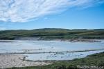 Der nördlichste 18-Loch-Golfplatz der Welt ist ein wenig nass geworden - Kangerlussuaq