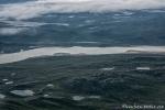 Ein letzter Blick auf die Landschaft von Kangerlussuaq