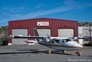 Sehr übersichtlicher Flughafen von Ilulissat
