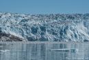 Riesige und uralte Eismassen - Eqi-Gletscher