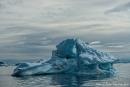 Eisberg in der Bucht von Rodebay