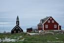 Kirche mit Meerblick