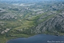 Die Küste Grönlands