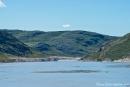 Die warmen Sommertemperaturen sorgen für jede Menge Gletscherwasser