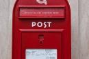Königliche dänische Post