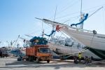 Im Segelschiffhafen Tanjung Perak