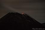 Die vulkanische Aktivität des Anak Krakatau hält sich gerade ziemlich in Grenzen