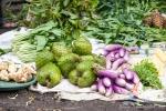 Die Gegend ist sehr fruchtbar und entsprechend abwechslungsreich ist das Gemüsesortiment