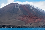Die Lavafelder des Anak Krakatau