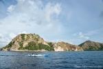 Wir segeln zwischen den kleinen Sundainseln
