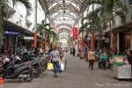 Besuch einer Shopping-Mall in Jakarta