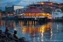 Viele kleine Restaurants bieten fangfrischen Fisch