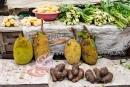 Durian oder auch Stinkfrucht