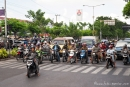 Auf die Plätze fertig los - Kreuzung in Surabaya