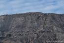 Aufstiegzum Kraterrand des aktiven Vulkans Bromo