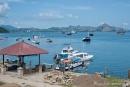 Am Hafen von Labuhan Bajo