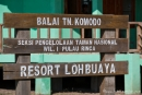 Im Resort Lohbuaya - Komodo National Park