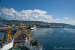 Fährhafen von Gilimanuk
