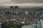 Millionenmetropole Jakarta