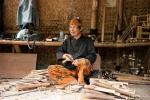 Der Meister des Bambusinstruments