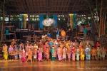 Kinderorchester beim Saung Angklung Udjo