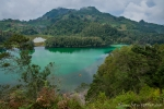 """Telaga Warna"" (Farbiger See) auf dem Dieng Plateau"