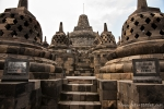 Oberste Etage der Tempelanlage
