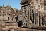 Reliefs der Candi Sewu-Anlage