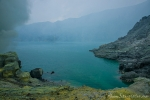 Kratersee des Ijen