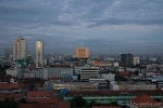 Ausblick über Jakarta