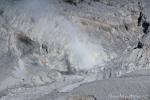 Es dampft und rumort in diesem Krater