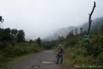 Auf dem Weg zum Vulkan Papandayan