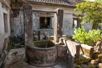 Brunnen, der die Menschen mit Wasser versorgt hat